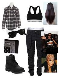 Image result for aaliyah tomboy outfits