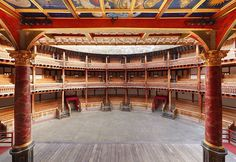 Discover things to do at Shakespeare's Globe in London. From accessible plays to guided tours, family events, talks and courses our two iconic theatres – the Globe Theatre and Sam Wanamaker Playhouse help to generate a heightened collective experience. London Theatre, Globe Theatre, Shakespeare In Love, William Shakespeare, Shakespeare Theater, Teacher Summer, Summer School, Open Air Theater, Literary Travel