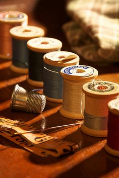 Sewing, Still Life