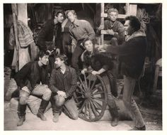 Howard Keel and the cast of 7 brides for 7 brothers Hollywood Actor, Golden Age Of Hollywood, Classic Hollywood, Star Pictures, Cool Pictures, Movie Photo, Movie Tv, Movies Showing, Movies And Tv Shows
