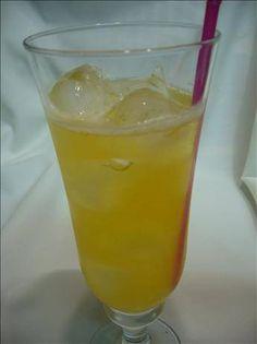 Banana Popsicle cocktail