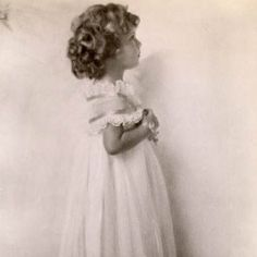 """vintage-old-hollywood: """" Shirley Temple, 1933. """""""