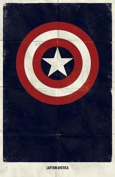 Con i suoi 'Marvel Minimalist Poster' ildesigner di origini macedoni Marko Manev ha realizzato una serie di efficaci illustrazioni che immaginano dei poster minimali che simboleggino supereroi e v...