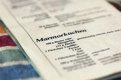 Rezept Marmorkuchen   Backen macht Freude   Dr. Oetker   was eigenes Blog