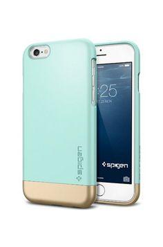 Spigen Mint iPhone 6 Case ($17). #Stylish365