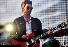 Indio, Calif. — Noel Gallagher performs.