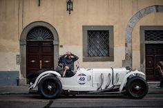 1928 Mercedes-Benz 710 SSK - Mille Miglia