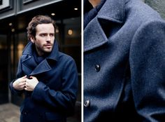 The Pea Coat: The ubiquitous symbol of our times?