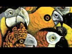 """""""La volière dorée"""", un album illustré par Carll Cneut et écrit par Anna Castagnoli - YouTube"""
