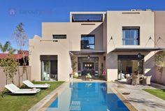 Sublimes Riads contomporains sur projet golfique à Marrakech - ref HSHVV038   sarouty.ma