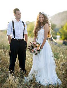 Что такое свадьба в стиле бохо, или богемный шик как он есть