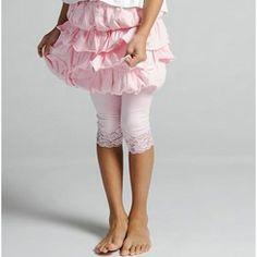 Pom Pom Jarona Pink Skirt
