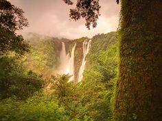 Jog Falls, India, 830 feet