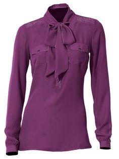 Farb- und Stilberatung mit http://www.farben-reich.com/ Heine - blouse