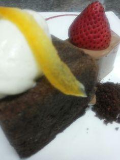 chocolate cake ..