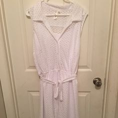 Beautiful White Dress New without tags never worn no holds swaps trades Dresses