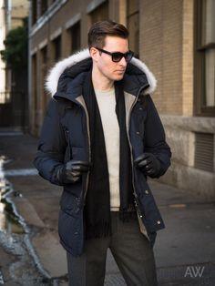 Fall Winter Coats – Parkas