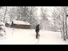 Snow record in Norway - YouTube