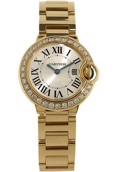 #Tourneau Certified #PreOwned #Cartier Ballon Bleu #MothersDay