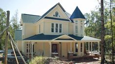 Country House Plan with 2312 Square Feet and 3 Bedrooms from Dream Home Source | House Plan Code DHSW73949