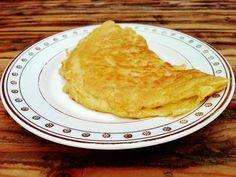 Crepioca sem gluten e lactose... Rápida, deliciosa, saudável e sedutora é como eu descrevo esta crepioca.
