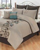 Ophillia 8 Piece Comforter Sets