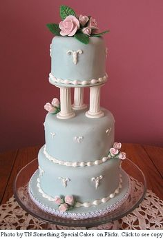 Image detail for -Mini Wedding Cake - Small Cakes for Weddings