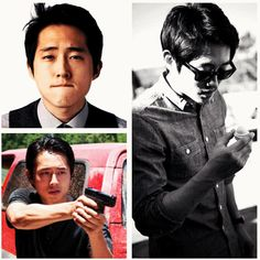 Glenn - Steven Yeun, The Walking Dead