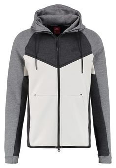 Pedir Nike Sportswear Sudadera con cremallera - black heather light  bone carbon heather . Zalando Shop df98ca41480a