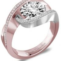 Shop Claude Thibaudeau Engagement rings at GMG JEWELLERS. We offer financing options and all our Claude Thibaudeau products come with manufacturer warranty. Modern Jewelry, Gold Jewelry, Jewelry Rings, Jewelry Accessories, Fine Jewelry, Pretty Rings, Beautiful Rings, Antique Engagement Rings, Unique Rings