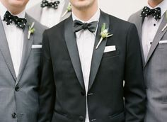 Stylish ideas for your Groom & His Leading Men