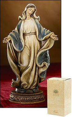 Madonna Our Lady of Grace Statue – Beattitudes Religious Gifts
