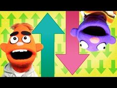 UP AND DOWN (Song For Kids ♫) - YouTube