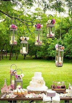 Decorar con encanto una boda campestre | Balart Nuvies