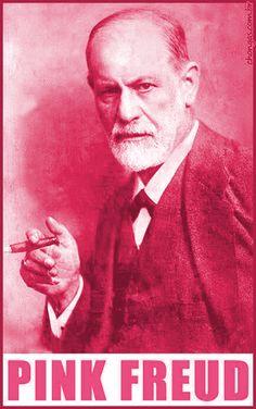 Ese Pink Freud de moda ;)