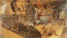 Candido Portinari – a alma, o povo e a vida brasileira | Templo Cultural Delfos
