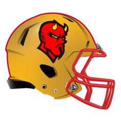 Digital Fantasy Football Helmets Football Helmets Football