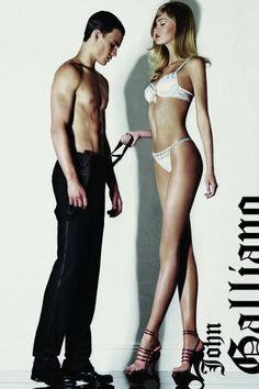 john-galliano-swimwear-lingerie-ss-2011-tim-ruger-erin-heatherton-by-robbie-fimmano-3.jpg (500×750)