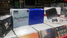 The evolution of the uber #sony #playstation #gamesystem