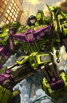 Transformers: Devastator