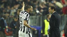 Serie A: La Juventus es un polvorín: Bonucci casi llega a las manos con Allegri | Marca.com http://www.marca.com/futbol/liga-italiana/2017/02/24/58b01d8f22601d986c8b4646.html
