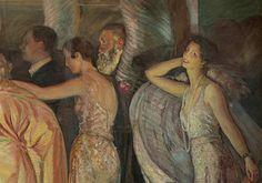 Guido Cadorin (1892-1976) Italian Artist ~ Blog of an Art Admirer