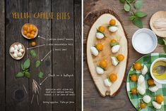 We're obsessed with The Forest Feast for Kids, a #‎recipe book that brings kids to the kitchen with a visual feast of playful photographs and whimsical recipes! #‎ForestFeastKids. Read our interview with author, Erin Gleeson on our site.