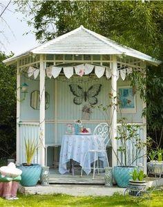 Whimsical backyard gardening ideas and inspiration butterfly garden
