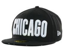 new style a71c6 6c4a2 Chicago White Sox New Era MLB Big GPS 59FIFTY Cap Hats White Sox Logo, Sock