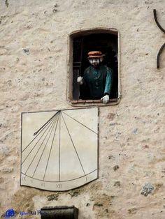 Cadran solaire - France - Bourgogne