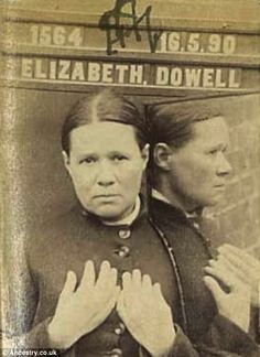 From the donkey thief to the drunk who wouldn't leave the pub: Criminal records of Victorian villains published online for first time Victorian Prison, Victorian London, Victorian Photos, Victorian Era, Vintage Pictures, Old Pictures, Vintage Images, Old Photos, Crime
