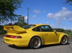 Gmund Cars - Porsche 993 RS Club Sport