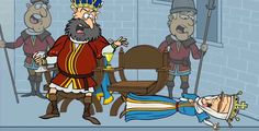 Queen Gertrude tragically dies by the poisoned drink who was meant to be Hamlet from Claudius to drink and die.