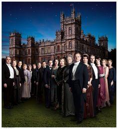 Downton Abbey Cast Photos by Season | THIRTEEN